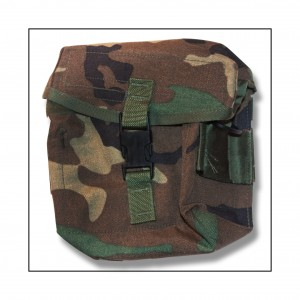 Woodland Camouflage Chaplains Kit Carrier