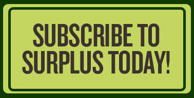 Subscribe to Surplus Today