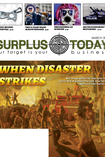 Surplus Today March 2015