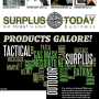 Surplus Today May 2015