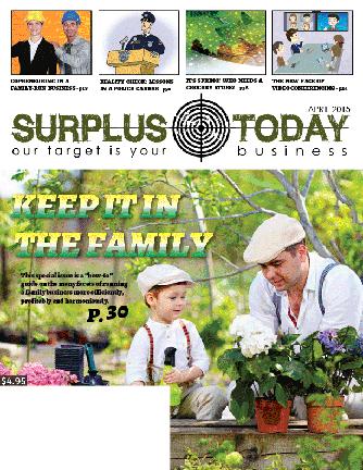Surplus Today April 2015 edition